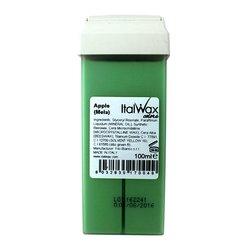 Воск кассетный Ital Wax (зеленое яблоко), 100 мл