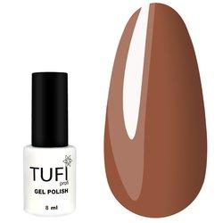 Гель-лак TUFI Profi №103 - неоновый темно-оранжевый, 8 мл