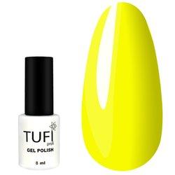 Гель-лак TUFI Profi №113 - лимонный, 8 мл