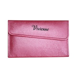 Пенал раскладной Vivienne с магнитной кнопкой на 6 пинцетов