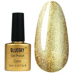 Гель-лак BLUESKY №069 - насыщенно-золотой, 10 мл