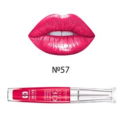 Блеск для губ, Bourjois Effet 3D Concentre Volume&Brillance 8h №57 - Fuchsia excentric (Гюю12034951)