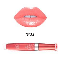Sweet Kiss блеск увлажняющий №03 -  As De Pink
