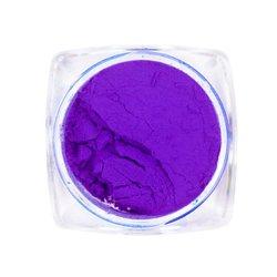 Пигмент для ногтей, с термо эффектом №10 — персидский синий