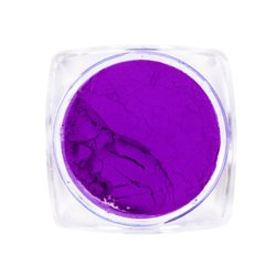 Пигмент для ногтей, с термо эффектом №7