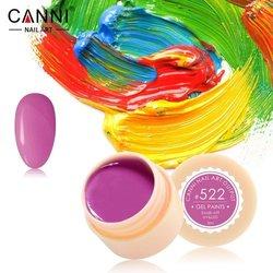 Гелевая краска №522 Canni, 5мл