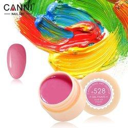 Гелевая краска №528 Canni, 5мл