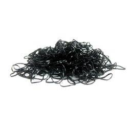 Резинки TUFI PROFI черные 150 шт