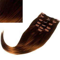 Волосы на заколках Diamond 222+15 см color 30