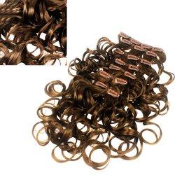 Волосы на заколках Global S3777G color 12