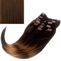 Волосы на заколках EVA 222 color 10