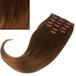 Волосы на заколках NEW CLIP 1672 color 10