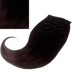Волосы на заколках NEW CLIP 1672 (t) color 6