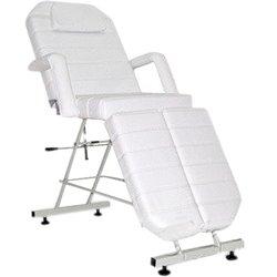 Педикюрное кресло Rondo 5 сложений, белое (KL-110101 W)