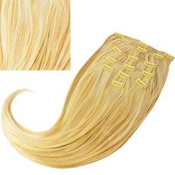 Волосы на заколках NEW CLIP 1672 (t) color 24H613