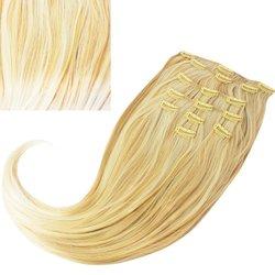 Волосы на заколках NEW CLIP 1672 (t) color 24BT613