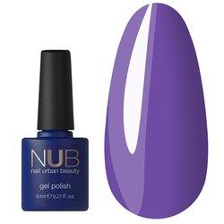 Гель-лак NUB №014 - violet harmon, 8мл