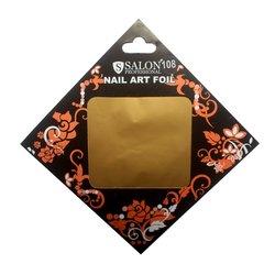 Фольга для литья Salon №108 - бронзовый (плотный)