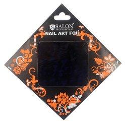 Фольга для литья Salon №145 - черный (голограммный)