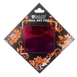 Фольга для литья Salon №156 - серебряный (матовый)