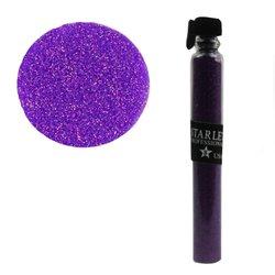 Декор песок в колбе STARLET фиолетовый