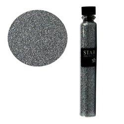 Декор песок в колбе STARLET серебро