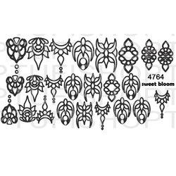 Слайдер дизайн Sweet Bloom №4764