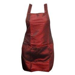 Фартук YRE бордовый хамелеон 65х62 см