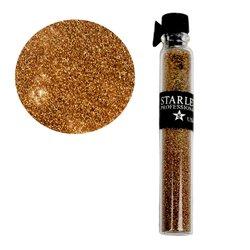 Декор песок в колбе STARLET золото