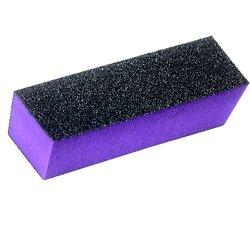 Бафик-шлифовщик Эстет 180 грит - черно-фиолетовый брусок