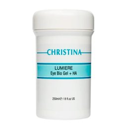 Lumiere Eye Bio Gel + HA, Био-гель для кожи вокруг глаз с гиалуроновой кислотой Lumiere, 250 мл