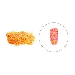 Меланж - Tufi Profi, розово-оранжевый-салатовый