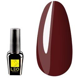 Гель-лак LEO  gel-polish classic №002 - темный сливовый, 9 мл