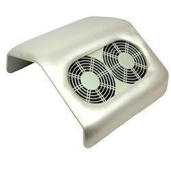 Вытяжка на 2 вентилятора бежевая