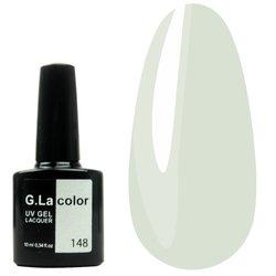 Гель-лак G.La color №148 — светло серый, 10 мл