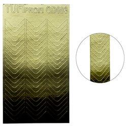 Металлизированные наклейки для ногтей TUFI Profi GD-003