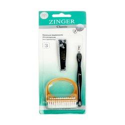 Маникюрный набор Zinger 3 предмета