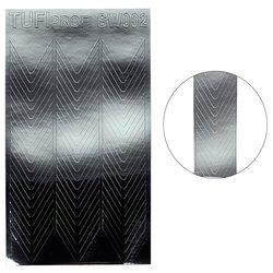 Металлизированные наклейки для ногтей TUFI Profi SW-002
