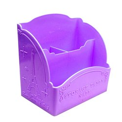 Подставка под кисточки YRE 3 секции фиолетовая (G06)