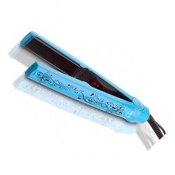 Утюжок для волос профессиональный GA.MA CP1 Ceramic Colors (P21.CP1.BLUE)