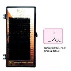 Ресницы I-Beauty на ленте CC 0.07 - 10 мм