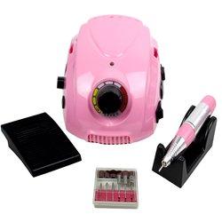 Фрезер Nail Drill DM-212, розовый 65W