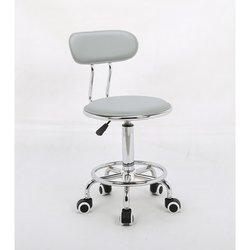 Косметическое кресло HC-8028 серое