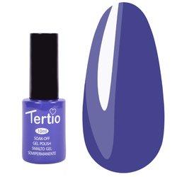 Гель-лак Tertio №112 - сине-сиреневый, 10 мл