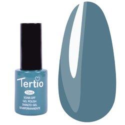 Гель-лак Tertio №113 - зеленый морской, 10 мл