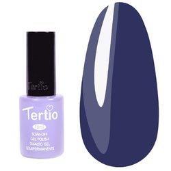 Гель-лак Tertio №120 - серо-синий, 10 мл