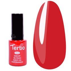 Гель-лак Tertio №128 - классический красный, 10 мл