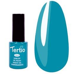 Гель-лак Tertio №131 - сине-зеленый, 10 мл