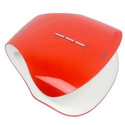 UV/LED лампа Sun Guoge 2 - красная, 48 Вт