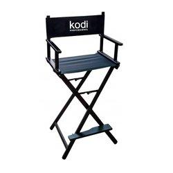 Кресло визажиста складное Kodi professional, черный